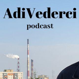 AdiVederci Podcast #1: Mateusz Kiedrowski
