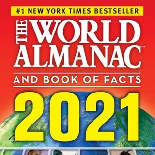 Sarah Janssen discusses #WorldAlmanac2021 on #ConversationsLIVE ~ #funfacts #covid19stats #history @skyhorsepub