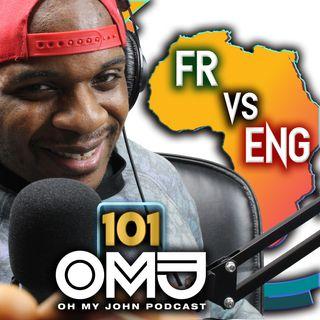 Africani ANGLOFONI vs FRANCOFONI 😂 | 101