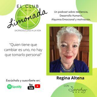 Episodio 20: Regina Altena, Centro Mexicano Alzheimer