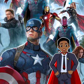 Avengers - Sleep Story (EJ)