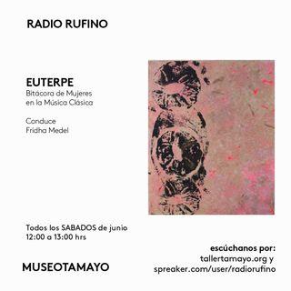 Euterpe 2. Teresa Carreño & Florence Beatrice Price