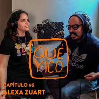 Alexa Zuart Qué Yico #QY3