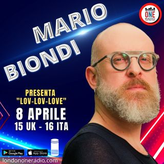"""Mario Biondi: """"Torno in tour in UK nel 2022"""""""