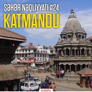 Şəhər nəqliyyatı #24 - Katmandu