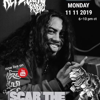 Scar the Monster 11/11/19 Replicon Radio
