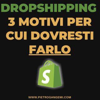 DROPSHIPPING in Italia - 3 Motivi per Cui Dovresti Farlo