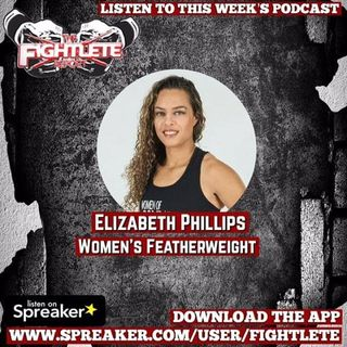 CESMMA 56 Elizabeth Phillips Fightlete Report Interview