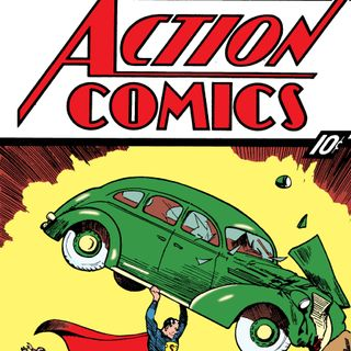 Episode one - Action Comics 1