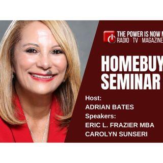 Homebuyer Seminar with Adrian Bates