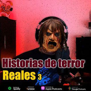 Historias de Terror reales 3 !!!