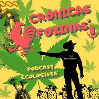 Cronicas Foxianas - Ep. 1 Los Marcianos llegaron YA
