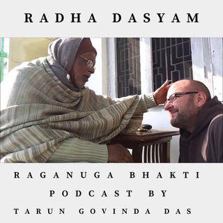 RD 027: Krishna Bestows The Siddha Deha