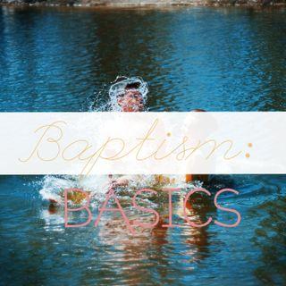 Ezekiel Shibemba: Baptism Basics