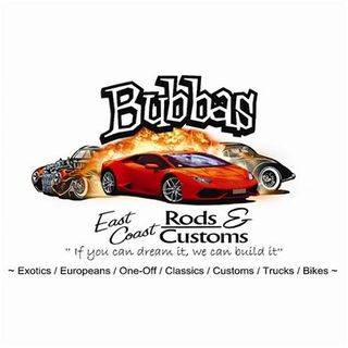 "TalkingCARZ.com  PresentZ: BUBBA""S East Coast Rods & Customs ""LIVE"""