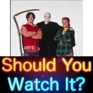 2. Bill and Ted's Bogus Journey