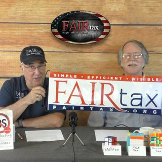 #197 The Candidate & the FAIRtax