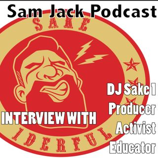 Sake Onederful talks Music, Nick Cannon, Social Change, White Privilege, Standing Up to Evil & Hate