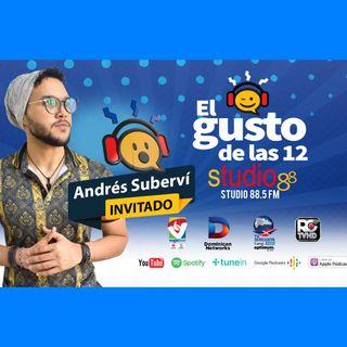 Episodio 95 - 8 Noviembre 2019 - Andres Subervi & Aram