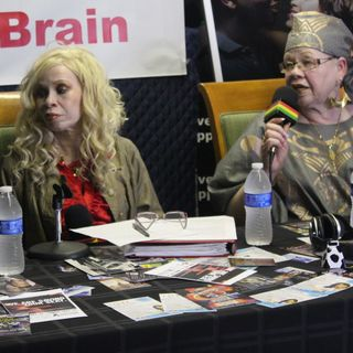 The Power Hour/Black Albinism