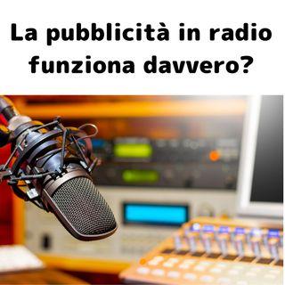 La pubblicità in radio funziona davvero?