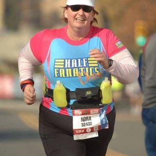 100 half marathons before age 65!