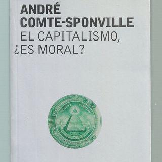 El capitalismo, ¿es moral?
