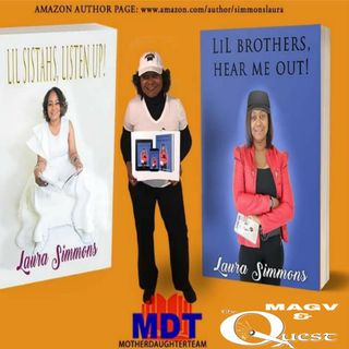 MAGV & Quest Nation. Author LaLa