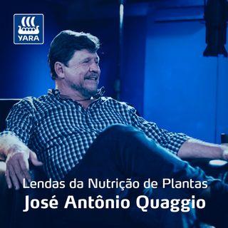 Lendas da Nutrição de Plantas #1 - Quaggio fala sobre a importância de conhecer o solo