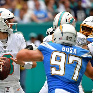DT Daily: Post Game Wrap Up Show: Dolphins Lose to Chargers