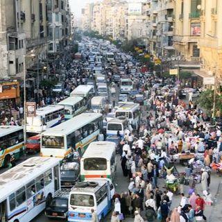 الانفجار السكاني في مصر