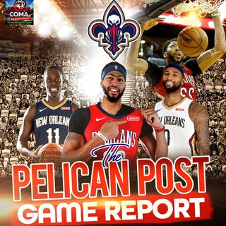 The Pelican Post Game Report