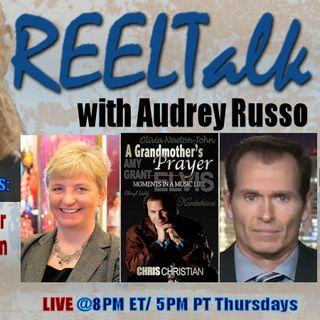 REELTalk: Broadway Critic Lauren Yarger, Grammy Award-Winning Artist Chris Christian and Major Fred Galvin