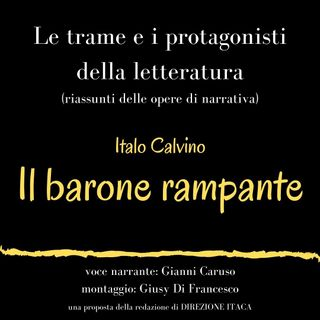 Un libro in cinque minuti  - 5. Italo Calvino, Il barone rampante