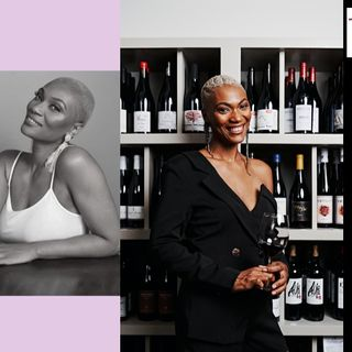 Ep 332: Tahiirah Habibbi from the Hue Society Is On a Mission to Diversify Wine