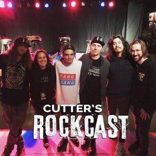 Rockcast 251 - Badflower Day With Josh Katz
