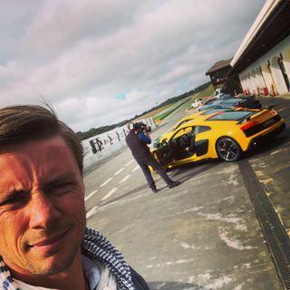 ER DET NI SEJRE? Tom Kristensen (Le Mans kongen) er gæst og jeg tester den nye Audi A1 og R8
