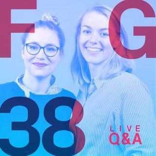 Live Q&A /with FemGems38 Theo Kauffeld & Louisa Wiethold