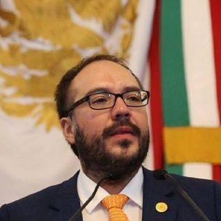 Cámara de Diputados aprobó un juicio de desafuero contra Mauricio Toledo