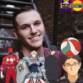 Inside The Voice Actors Studio with Gareth West ( Ittetsu Takeda from Haikyuu)
