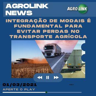Agrolink News - Destaques do dia 1º de março