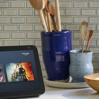 Arriva Amazon Echo Show 8 - Radio Number One Tech
