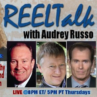 REELTalk: Bestselling author Andrew McCarthy, Dr. Peter Hammond in South Africa and Major Fred Galvin in Hawaii