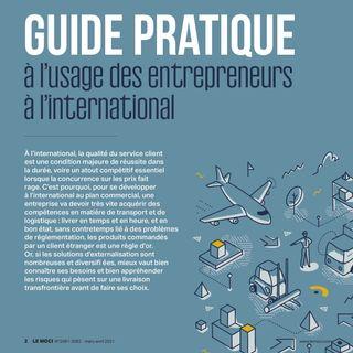 Test Guide pratique à l'usage des entrepreneurs à l'international