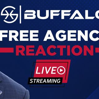 Buffalo Bills Free Agency Reaction