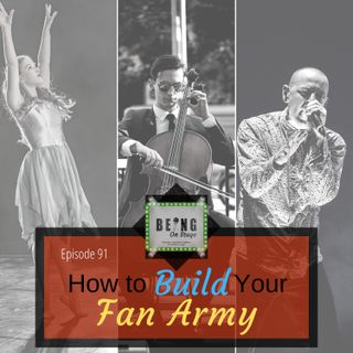 Episode 91: Build Your Fan Army