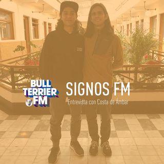 SignosFM #646 con Costa de Ámbar