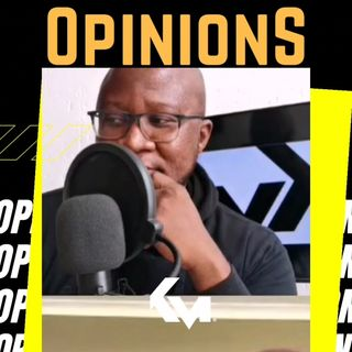 #OPINIONS with KG : Plant Based Diets with Mawethu