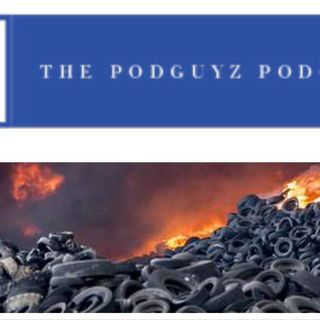 The Podguyz Podcast season 2 episode 41 with liz priestley