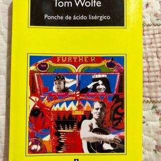 Los libros del Huato - Ponche de ácido lisérgico de Tom Wolfe